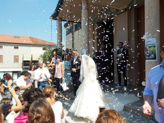 Il matrimonio di Maria Beatrice e Mattia a Selvazzano Dentro, Padova 9