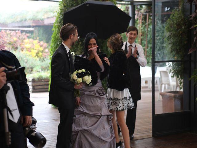 Il matrimonio di Daniela e Gabriele a Bariano, Bergamo 1