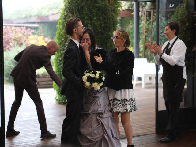 Il matrimonio di Daniela e Gabriele a Bariano, Bergamo 2