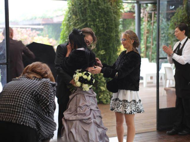 Il matrimonio di Daniela e Gabriele a Bariano, Bergamo 3