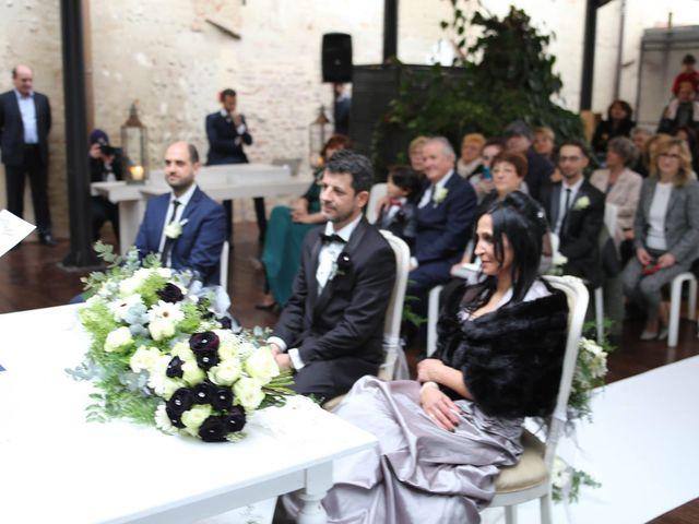 Il matrimonio di Daniela e Gabriele a Bariano, Bergamo 5