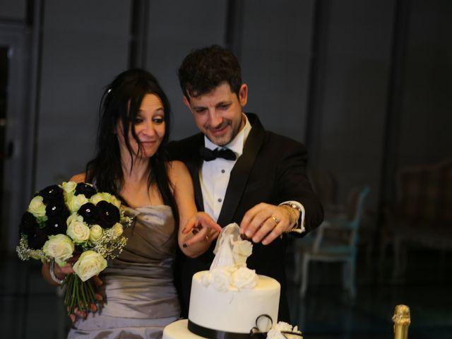 Il matrimonio di Daniela e Gabriele a Bariano, Bergamo 11