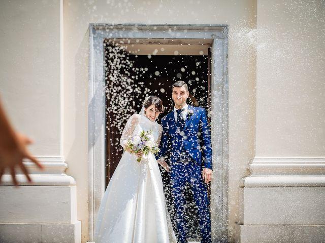 Le nozze di Daniela e Andrea