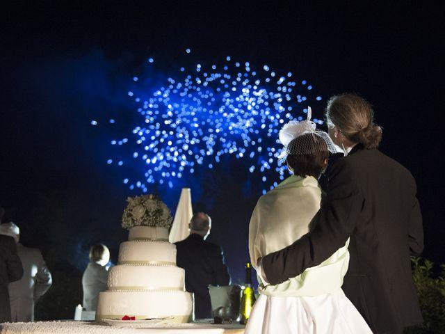 Le nozze di Marc e Valentina