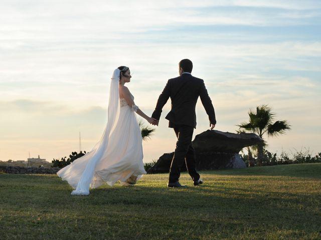 Il matrimonio di Davide e Magda a Modugno, Bari 1