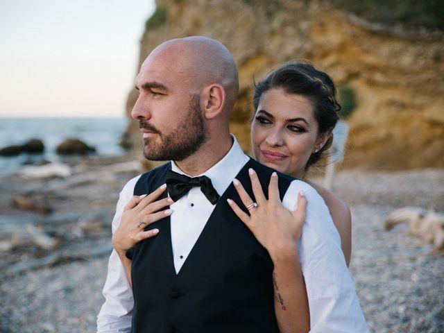 Il matrimonio di Alessandro e Michela a Vasto, Chieti 1