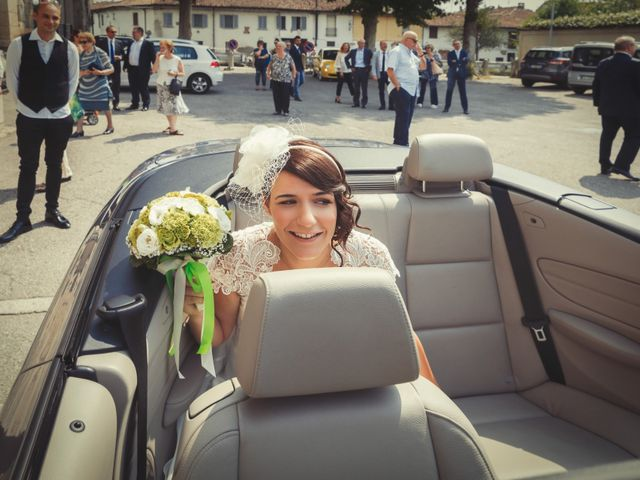 Il matrimonio di Andrea e Chiara a Gorgonzola, Milano 13