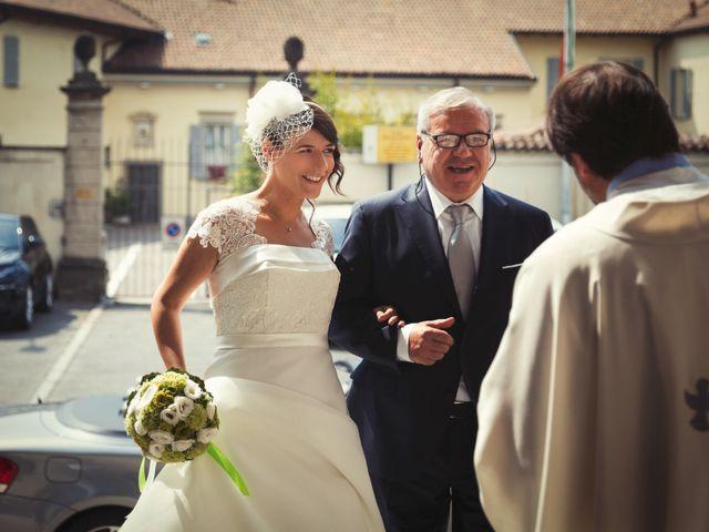 Il matrimonio di Andrea e Chiara a Gorgonzola, Milano 14