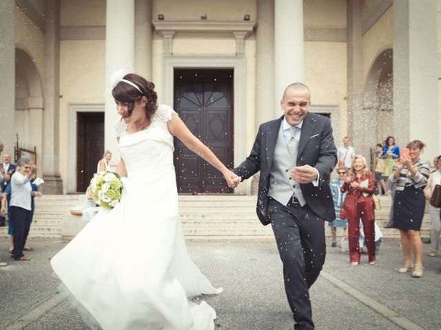 Il matrimonio di Andrea e Chiara a Gorgonzola, Milano 1