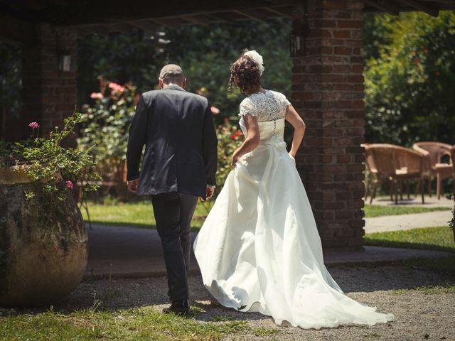 Il matrimonio di Andrea e Chiara a Gorgonzola, Milano 17