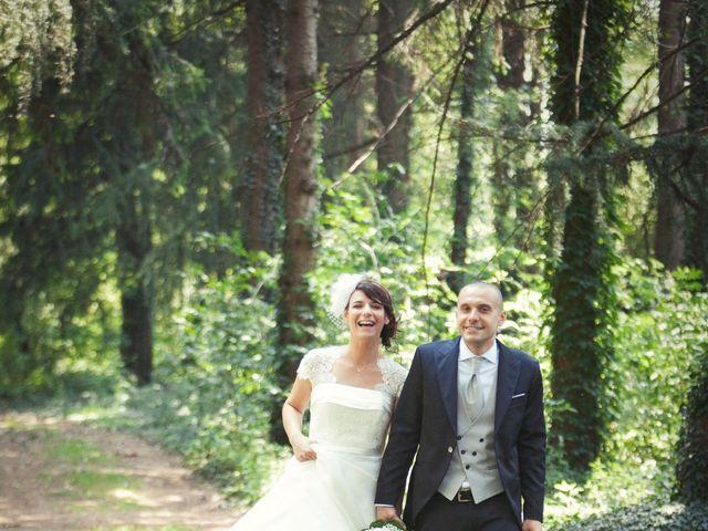 Il matrimonio di Andrea e Chiara a Gorgonzola, Milano 19