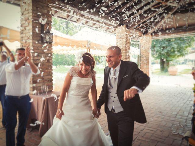 Il matrimonio di Andrea e Chiara a Gorgonzola, Milano 20