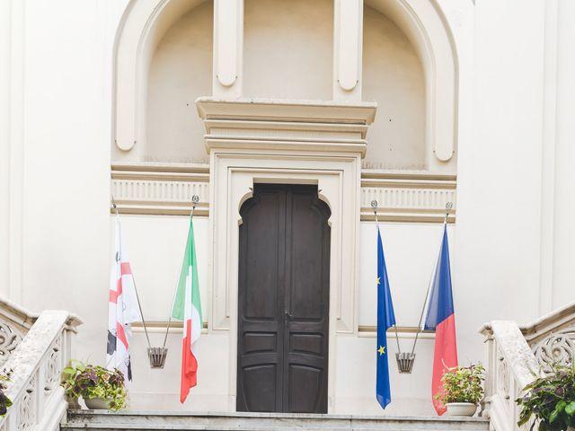 Il matrimonio di Matteo e Roberta a Cagliari, Cagliari 19