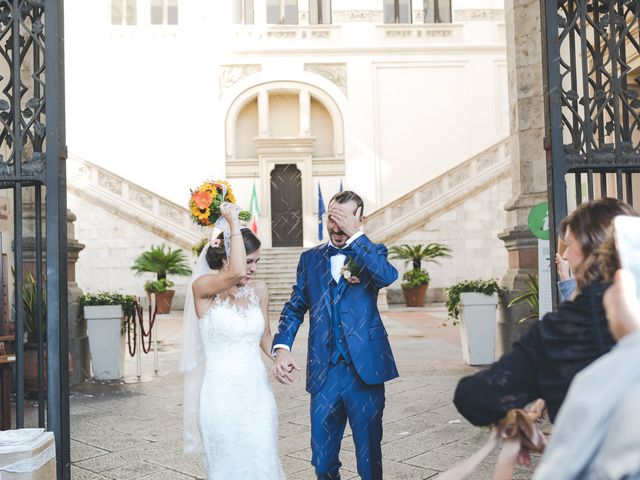 Il matrimonio di Matteo e Roberta a Cagliari, Cagliari 30
