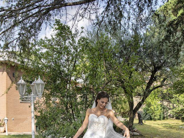 Il matrimonio di Paolo e Serena a Subiaco, Roma 9