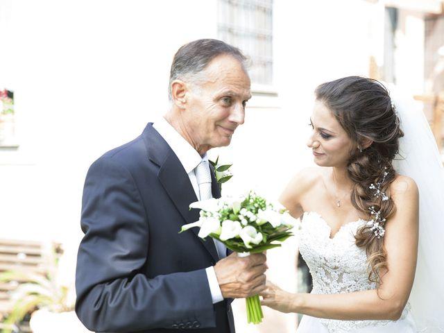 Il matrimonio di Paolo e Serena a Subiaco, Roma 12