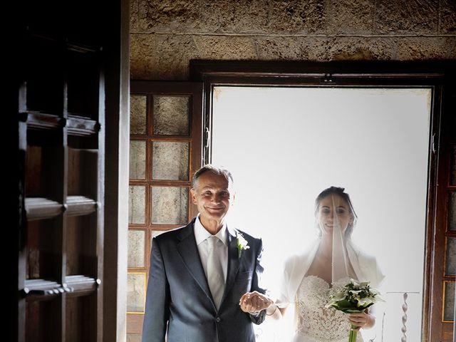 Il matrimonio di Paolo e Serena a Subiaco, Roma 13