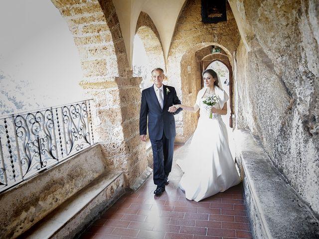 Il matrimonio di Paolo e Serena a Subiaco, Roma 14