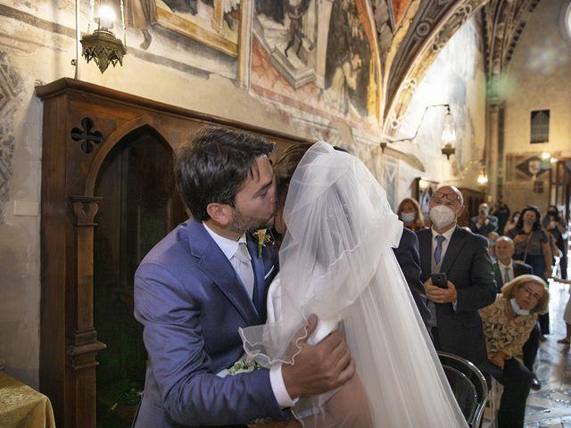 Il matrimonio di Paolo e Serena a Subiaco, Roma 15