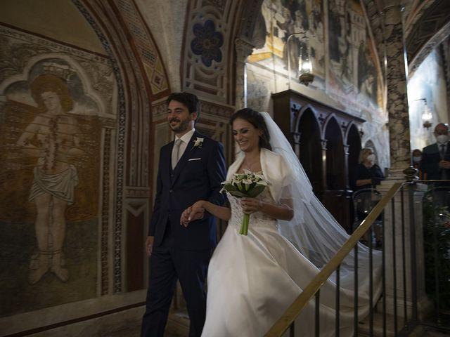 Il matrimonio di Paolo e Serena a Subiaco, Roma 16