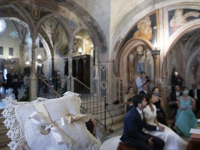 Il matrimonio di Paolo e Serena a Subiaco, Roma 20