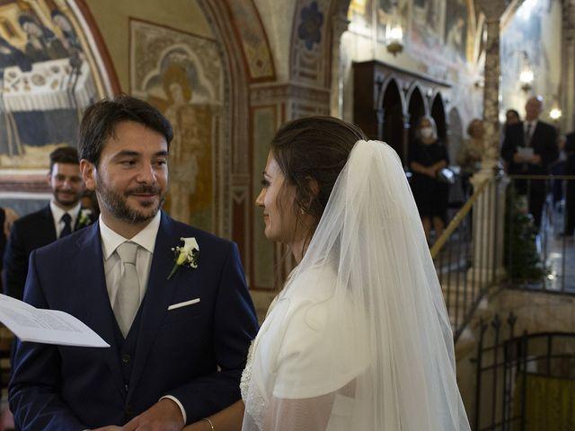 Il matrimonio di Paolo e Serena a Subiaco, Roma 22