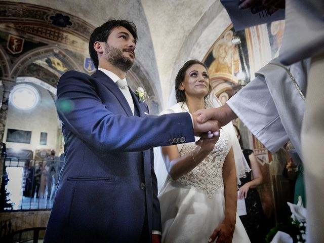Il matrimonio di Paolo e Serena a Subiaco, Roma 23