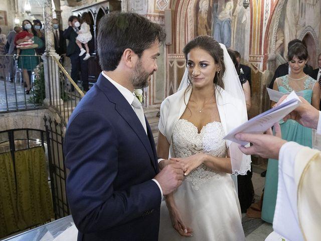 Il matrimonio di Paolo e Serena a Subiaco, Roma 24
