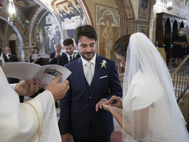 Il matrimonio di Paolo e Serena a Subiaco, Roma 26