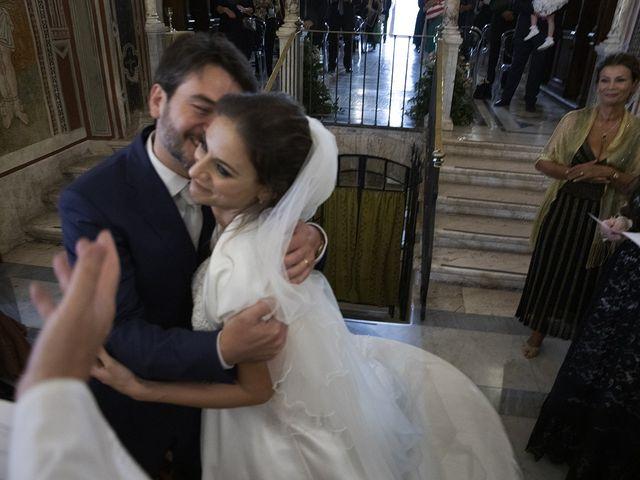 Il matrimonio di Paolo e Serena a Subiaco, Roma 27