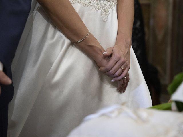 Il matrimonio di Paolo e Serena a Subiaco, Roma 28