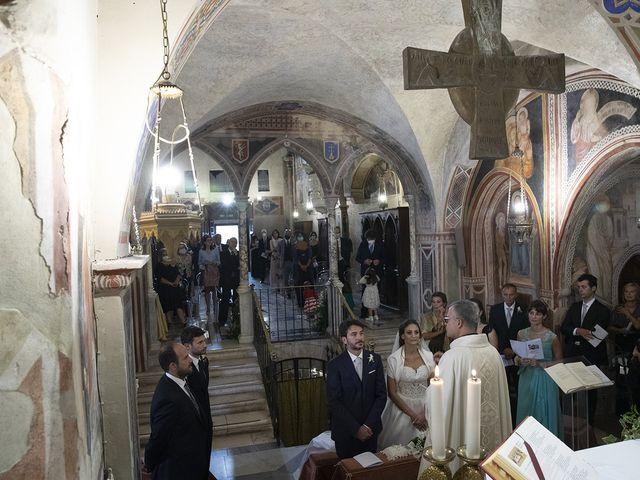 Il matrimonio di Paolo e Serena a Subiaco, Roma 29