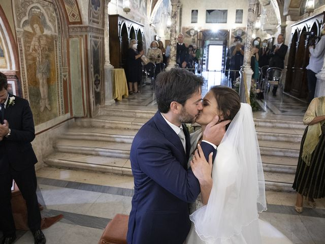 Il matrimonio di Paolo e Serena a Subiaco, Roma 30