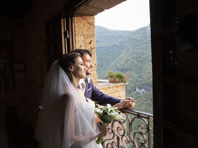 Il matrimonio di Paolo e Serena a Subiaco, Roma 31
