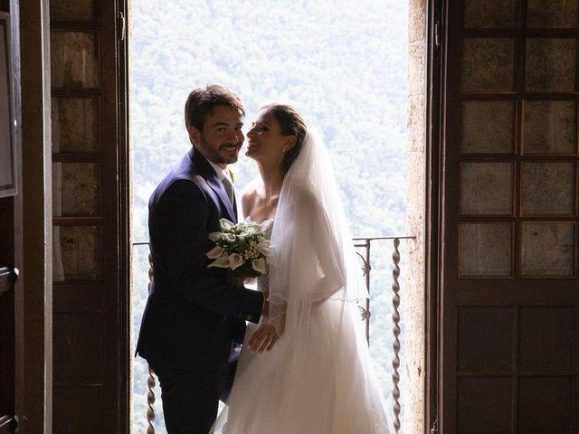 Il matrimonio di Paolo e Serena a Subiaco, Roma 33