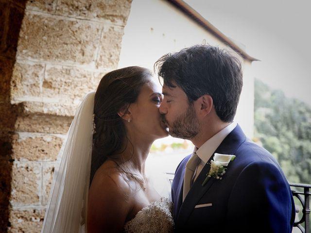 Il matrimonio di Paolo e Serena a Subiaco, Roma 35