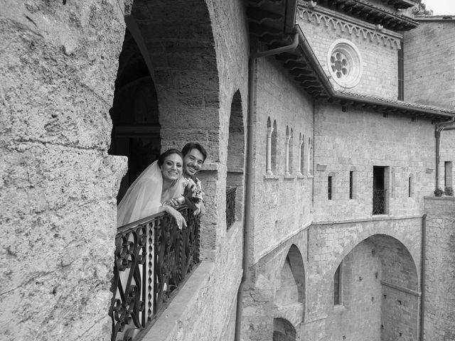 Il matrimonio di Paolo e Serena a Subiaco, Roma 36