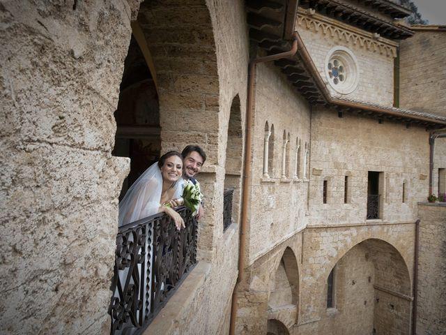 Il matrimonio di Paolo e Serena a Subiaco, Roma 37