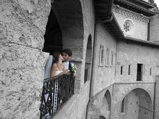 Il matrimonio di Paolo e Serena a Subiaco, Roma 38