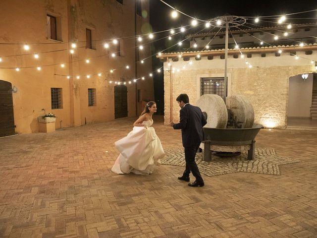 Il matrimonio di Paolo e Serena a Subiaco, Roma 50
