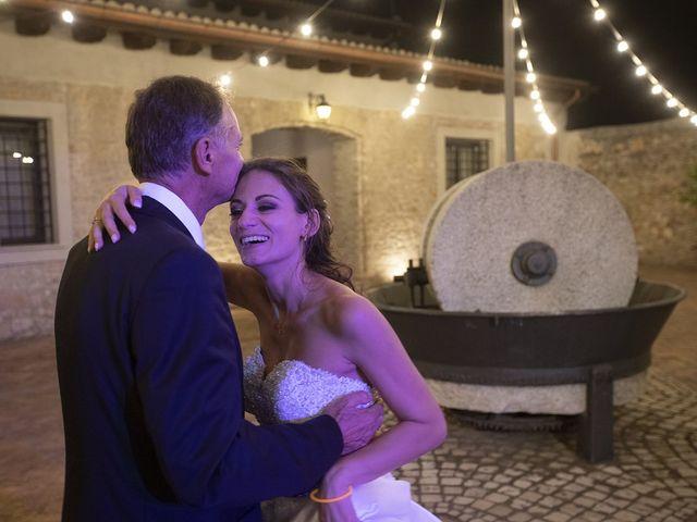 Il matrimonio di Paolo e Serena a Subiaco, Roma 51