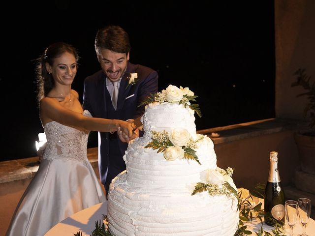 Il matrimonio di Paolo e Serena a Subiaco, Roma 54