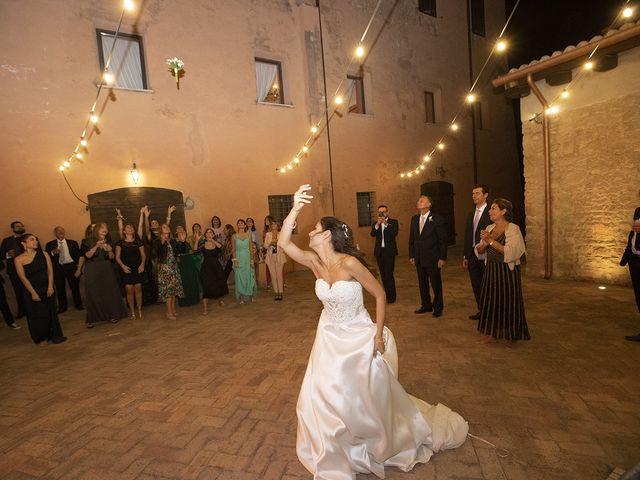 Il matrimonio di Paolo e Serena a Subiaco, Roma 57