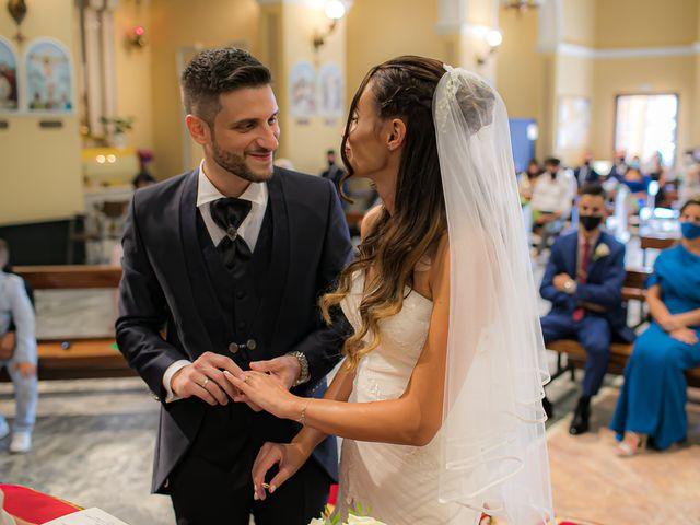 Il matrimonio di Michi e Denise a Cavour, Torino 14