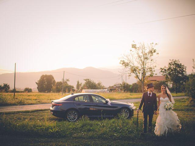 Il matrimonio di Michi e Denise a Cavour, Torino 18