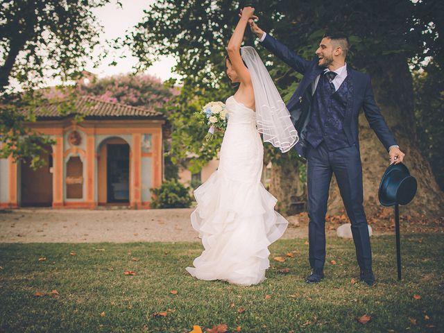 Il matrimonio di Michi e Denise a Cavour, Torino 25