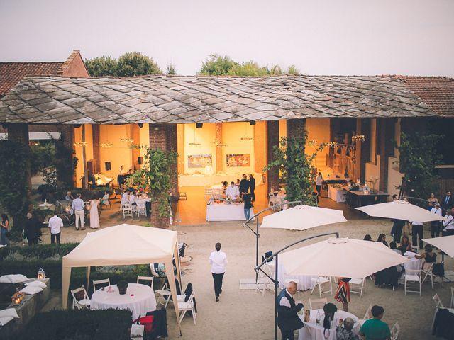 Il matrimonio di Michi e Denise a Cavour, Torino 29