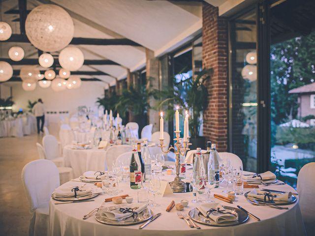 Il matrimonio di Michi e Denise a Cavour, Torino 30