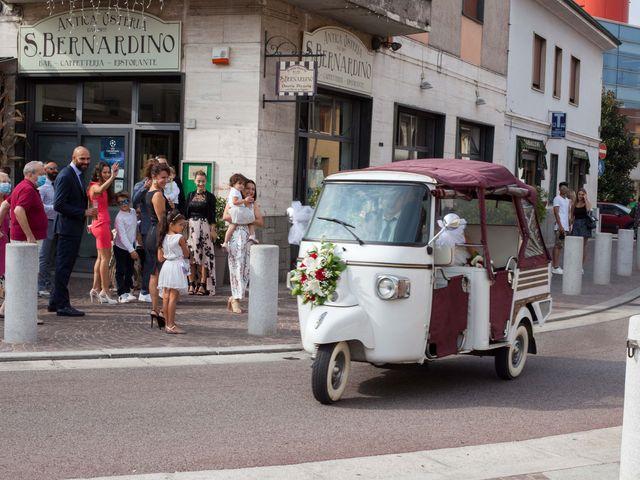 Il matrimonio di Roberto e Maria Luisa a Lainate, Milano 2