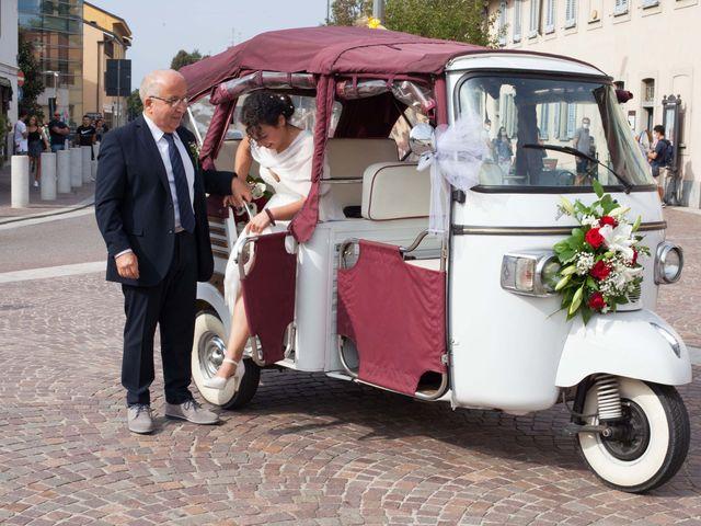 Il matrimonio di Roberto e Maria Luisa a Lainate, Milano 11